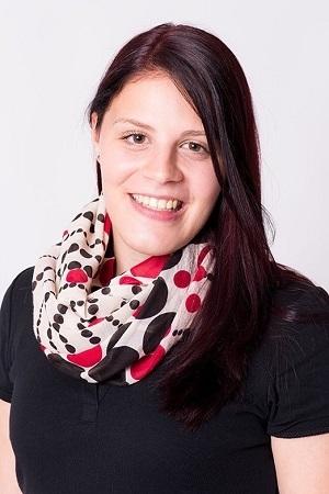 Flavia Baruzzo : Gruppenleiterin
